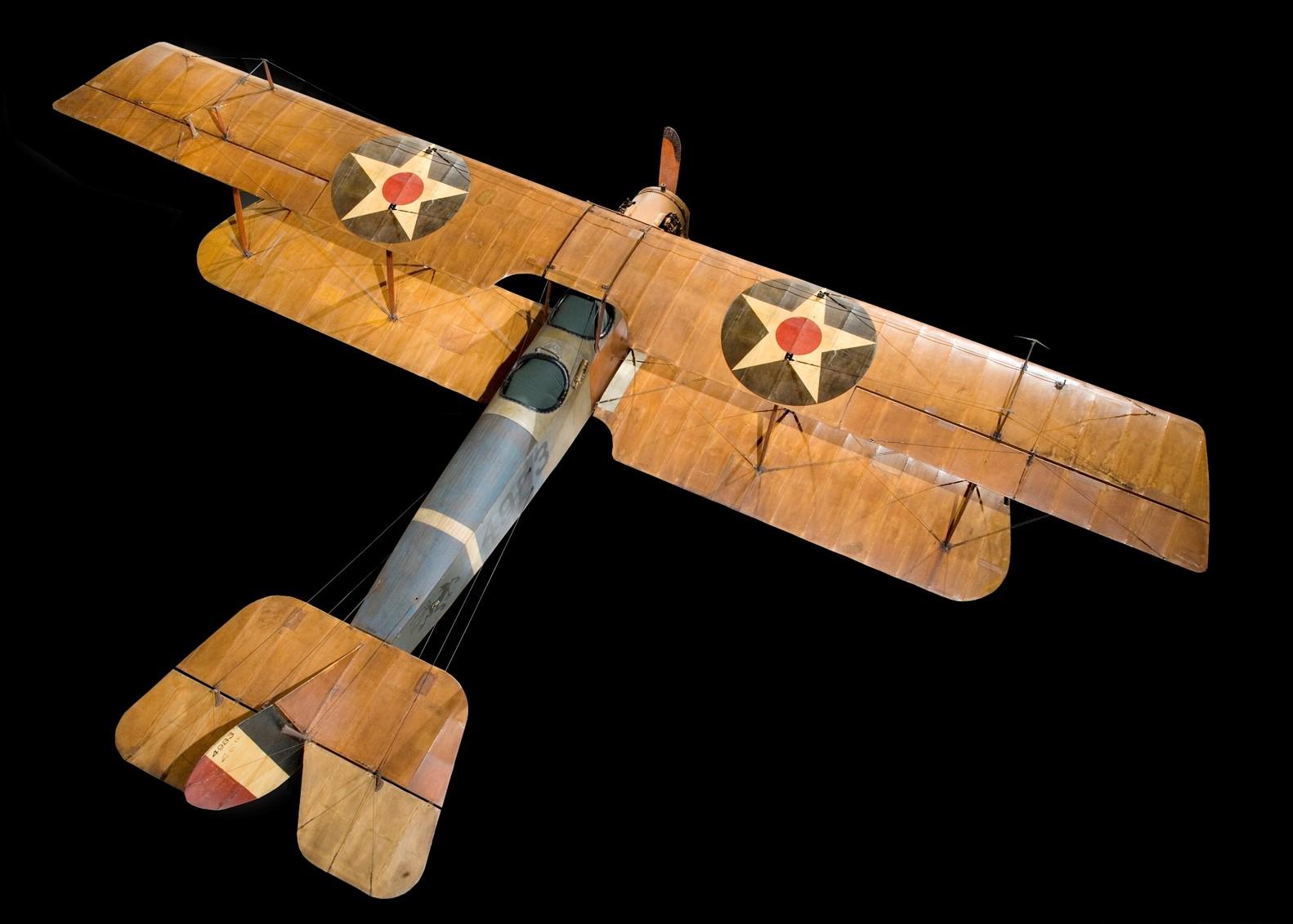 Smithsonian - Curtiss Jenny aircraft 2