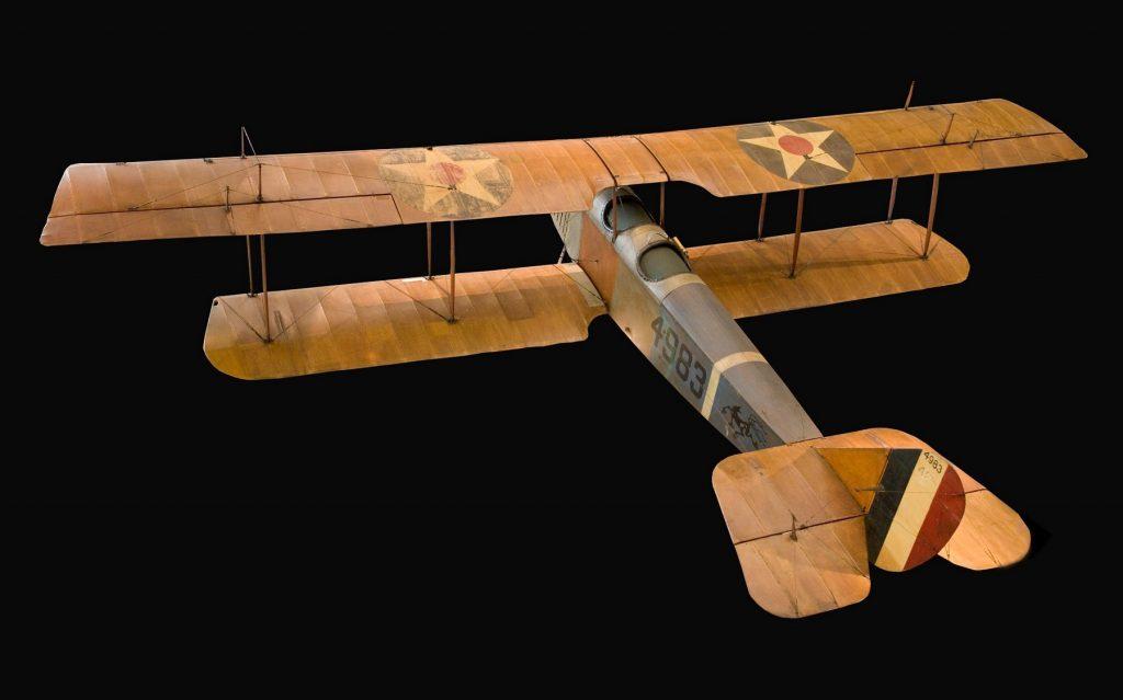 Smithsonian - Curtiss Jenny aircraft 3