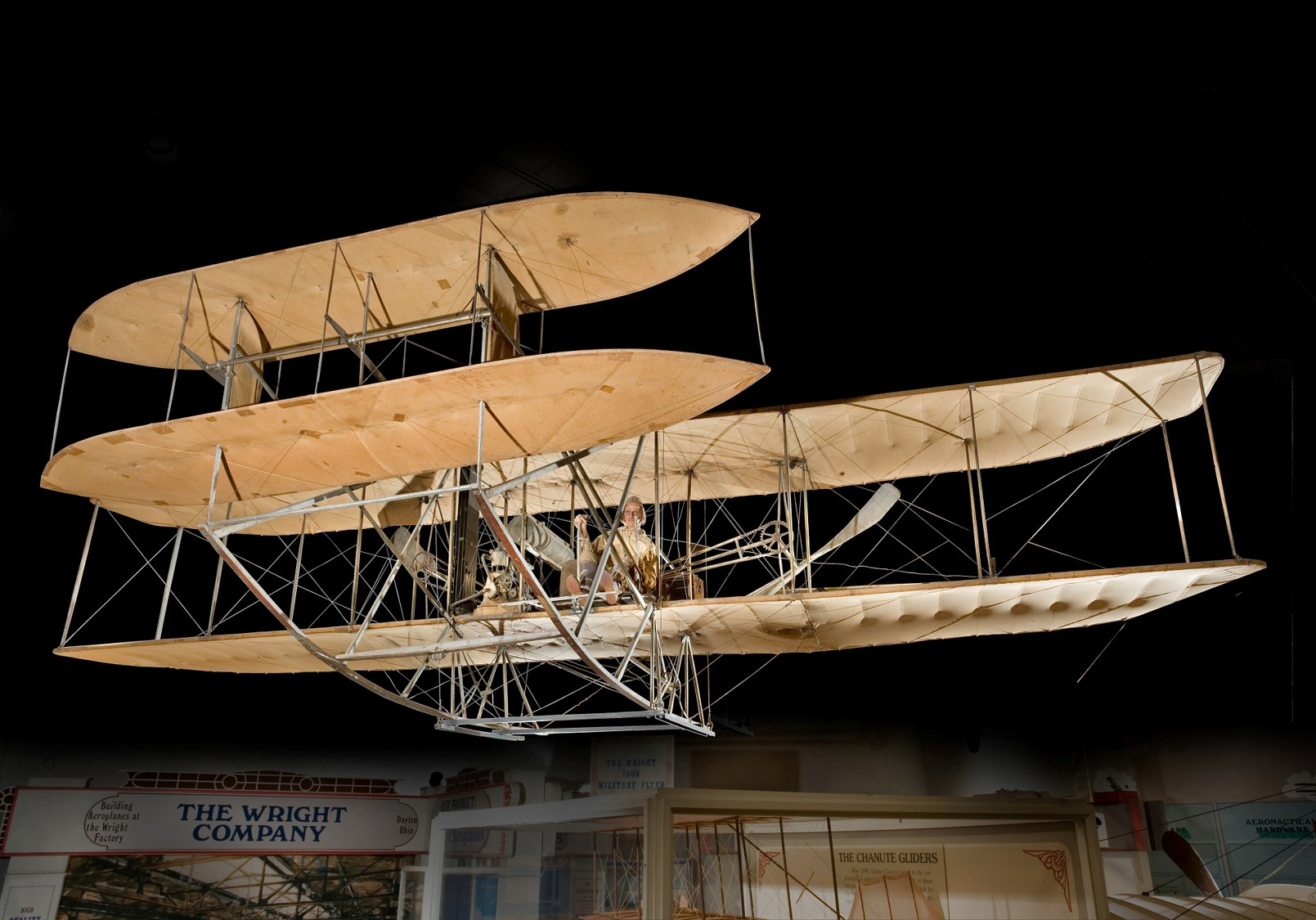 Smithsonian - Wright Flyer
