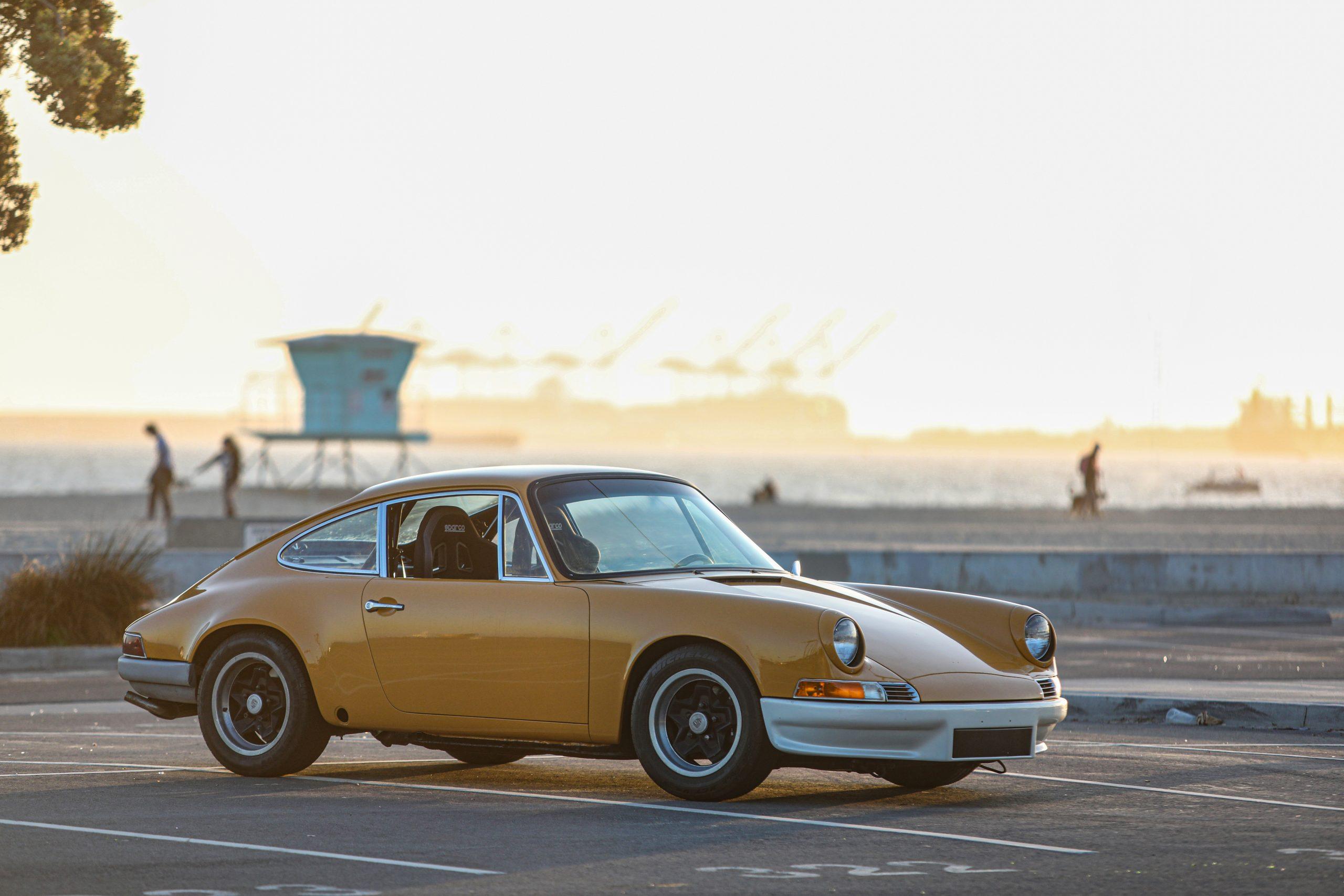 Tom Perazzo 1974 Porsche 911