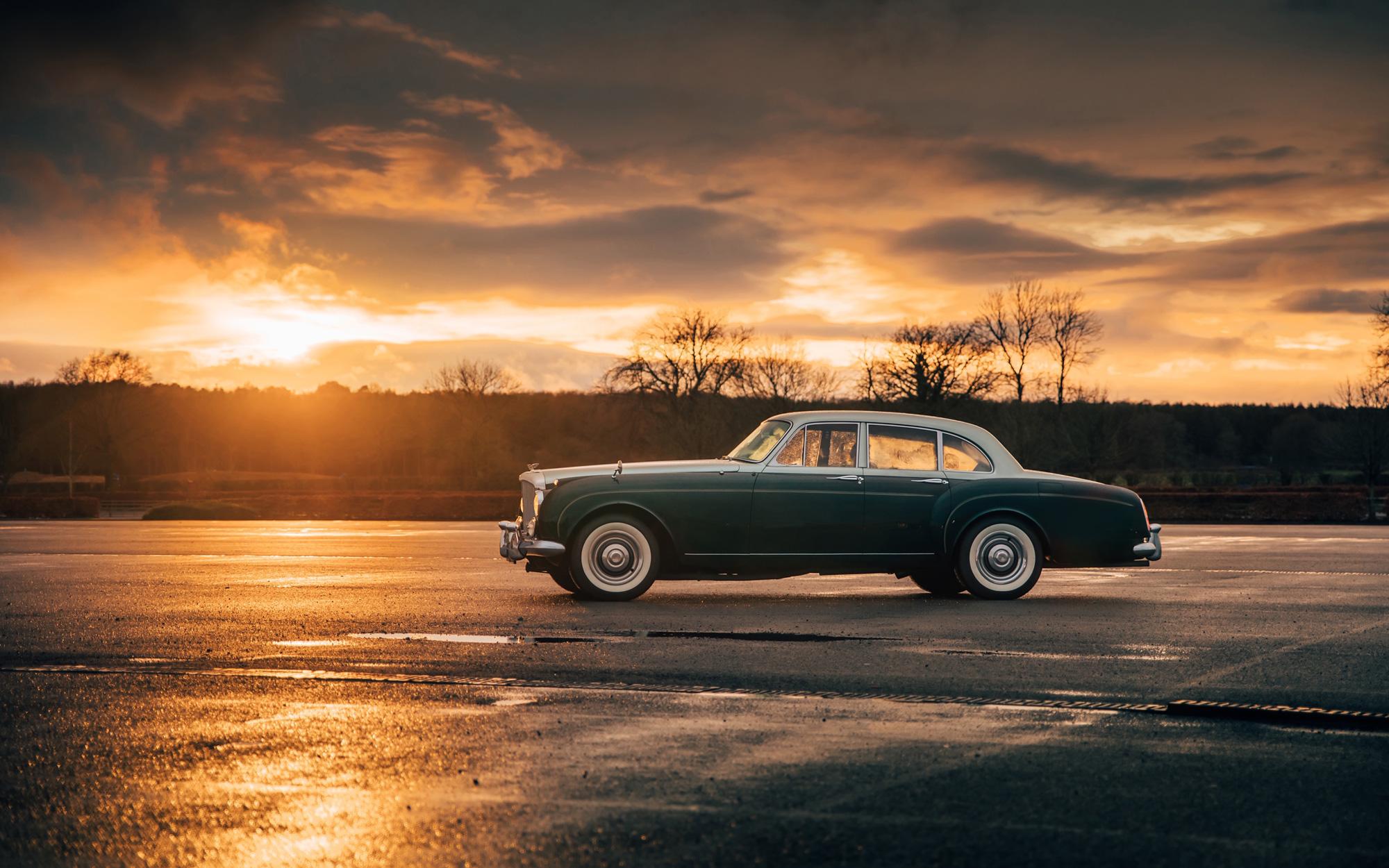 Lunaz Bentley Flying Spur 3