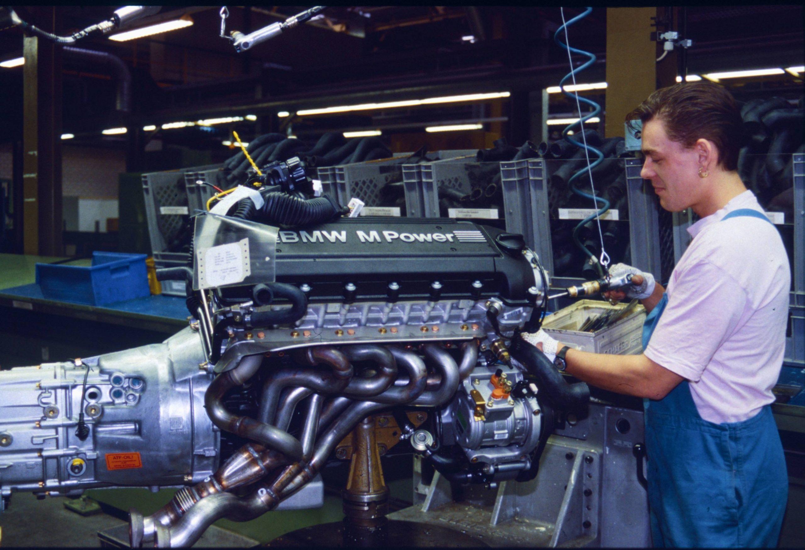BMW 3 series E46 canadian M3 canada engine