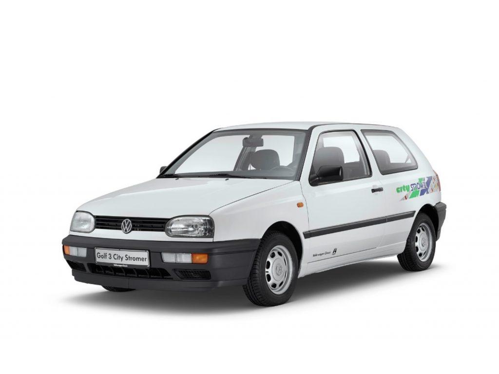 Volkswagen golf3citystromer