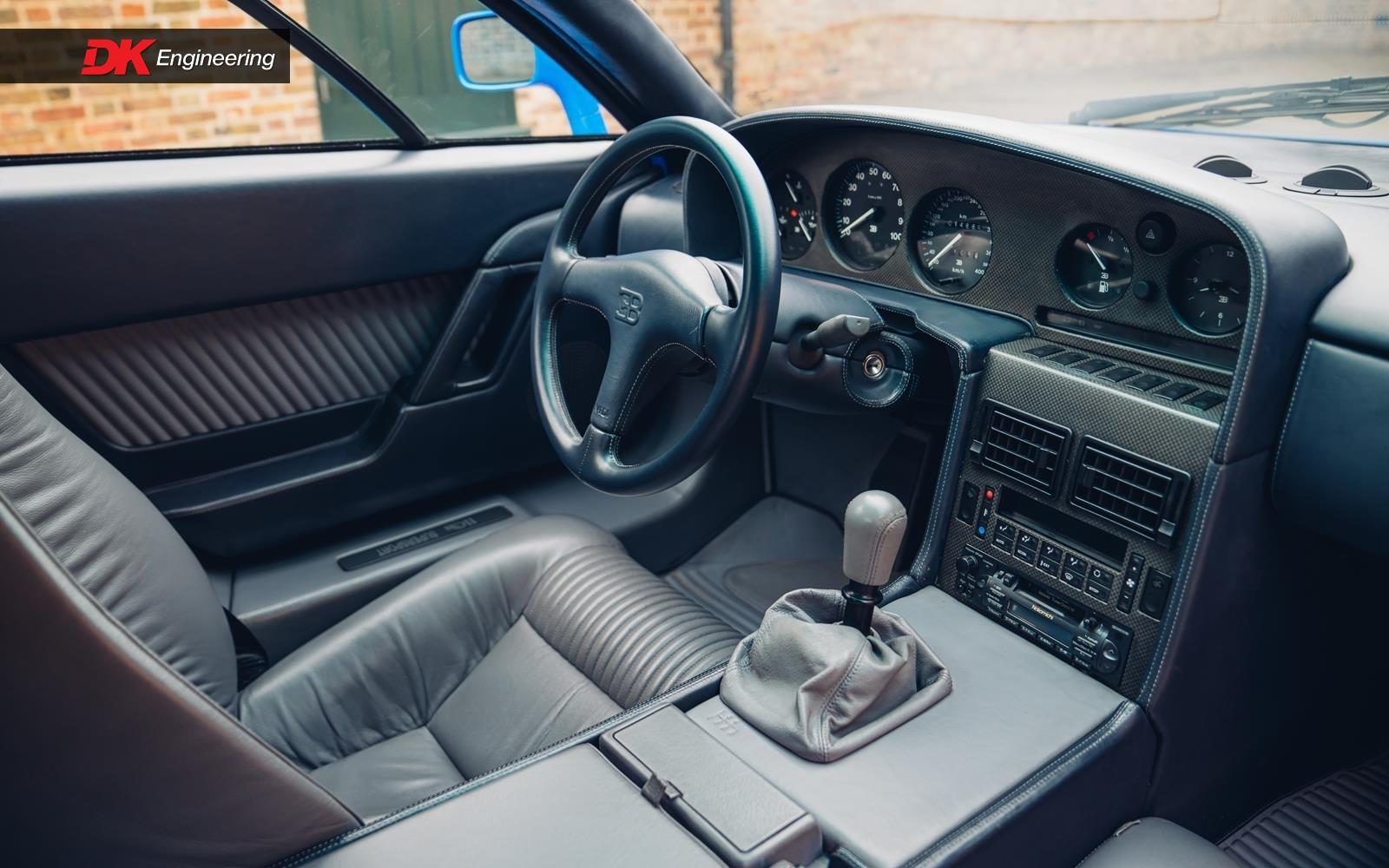 Bugatti EB 110 5