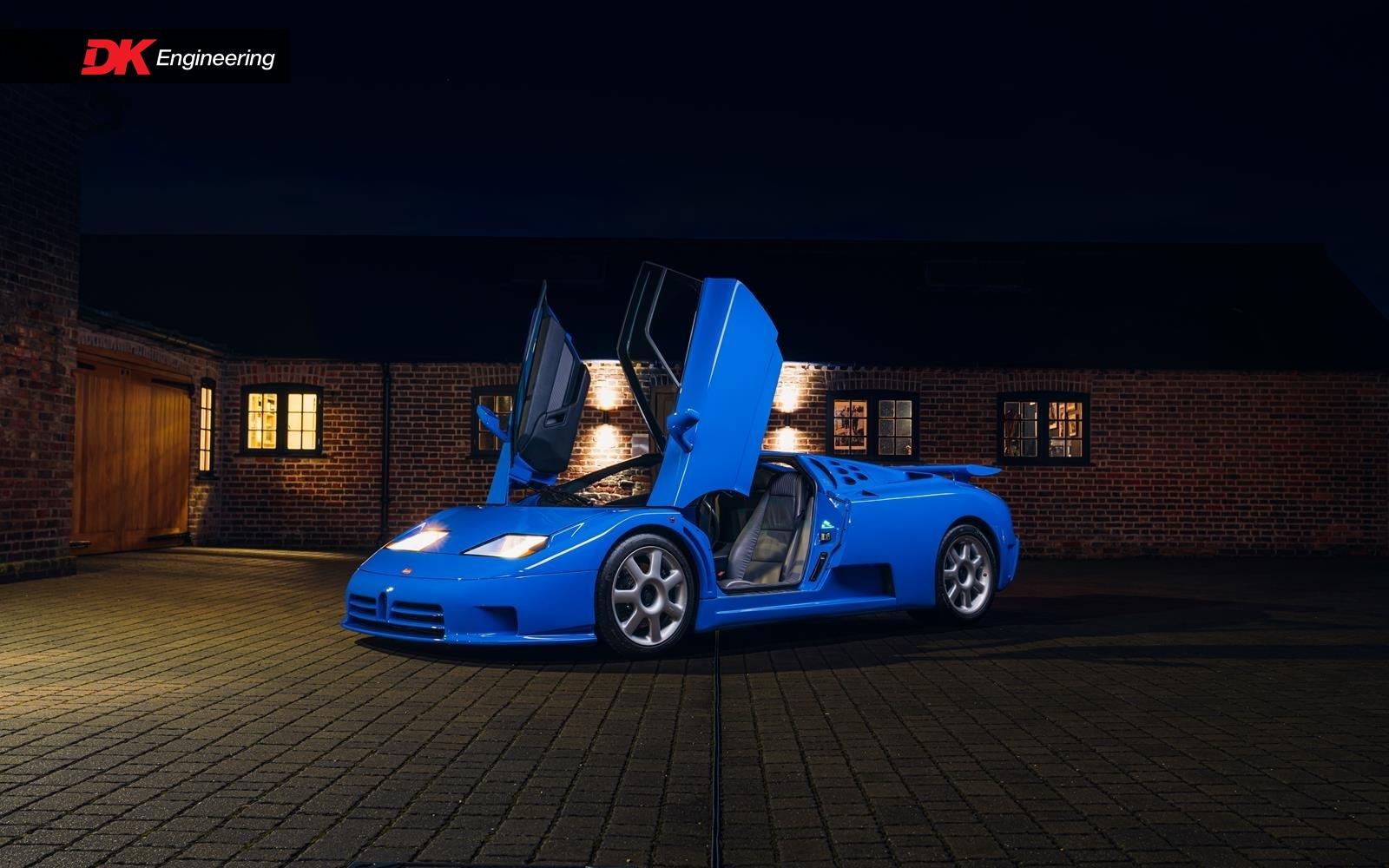 Bugatti EB 110 3