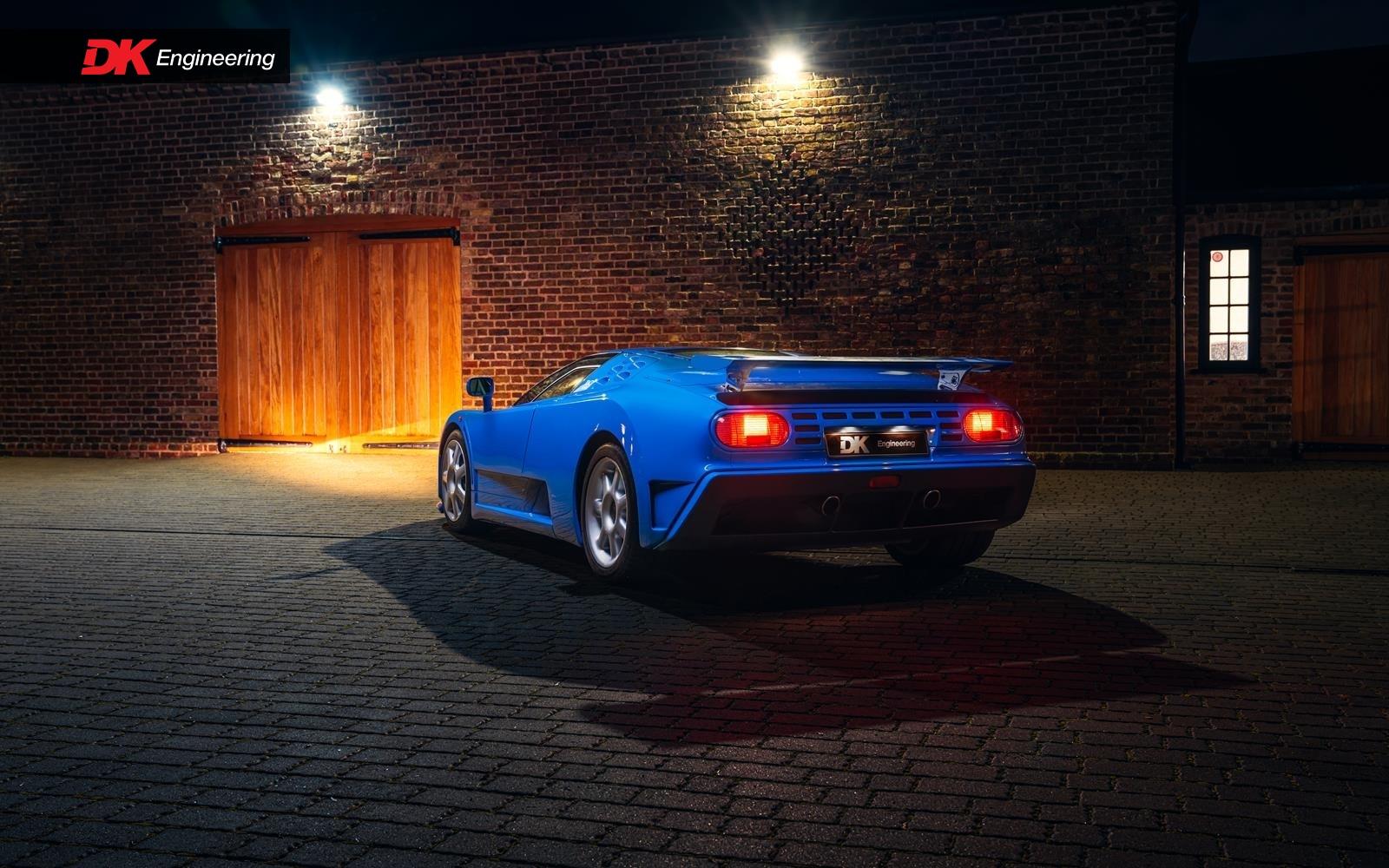 Bugatti EB 110 2