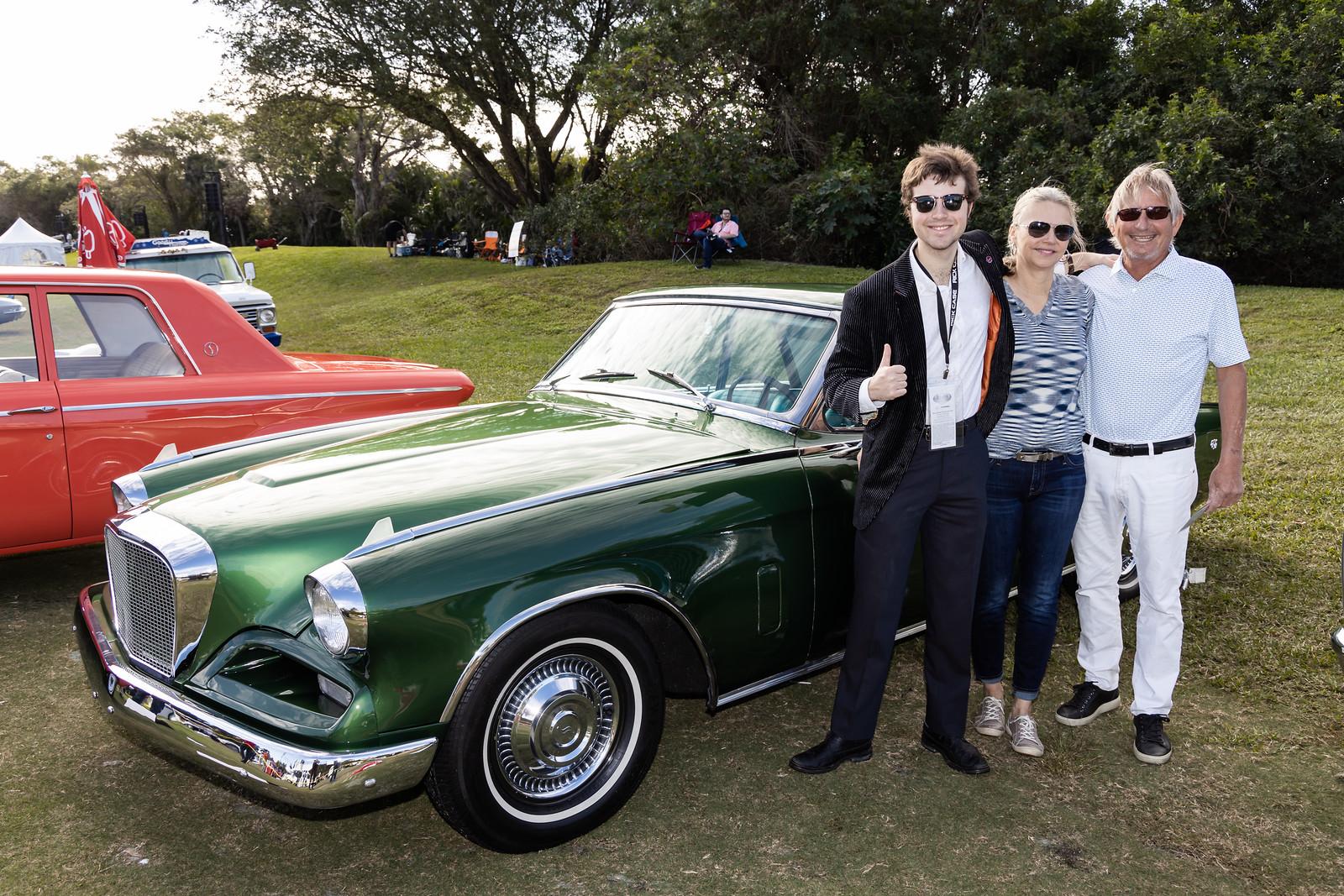 1962 Studebaker GT Hawk family