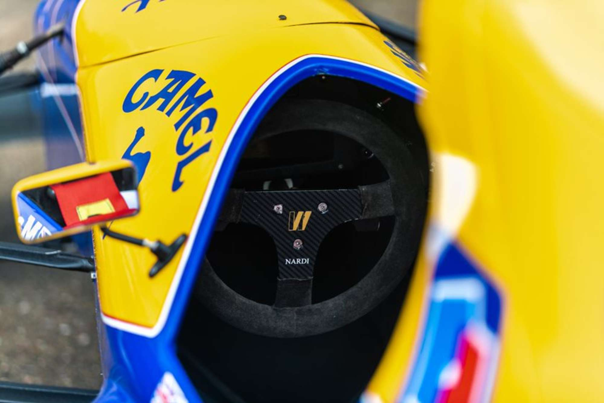 Williams FW14 show car 6