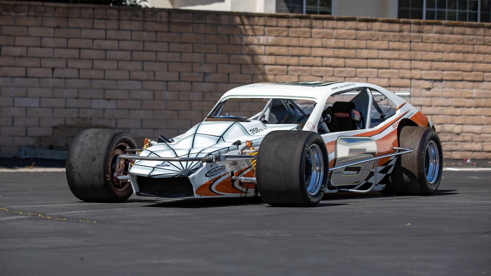 1979 Troyer Modified race car Parnelli Jones Mecum