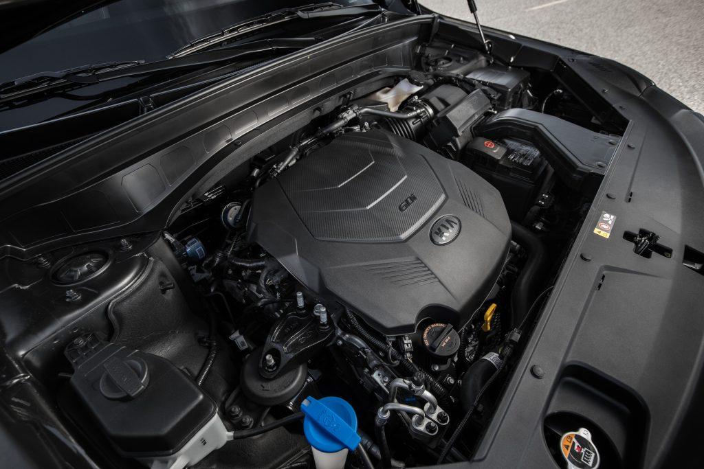 2020 Kia Telluride engine