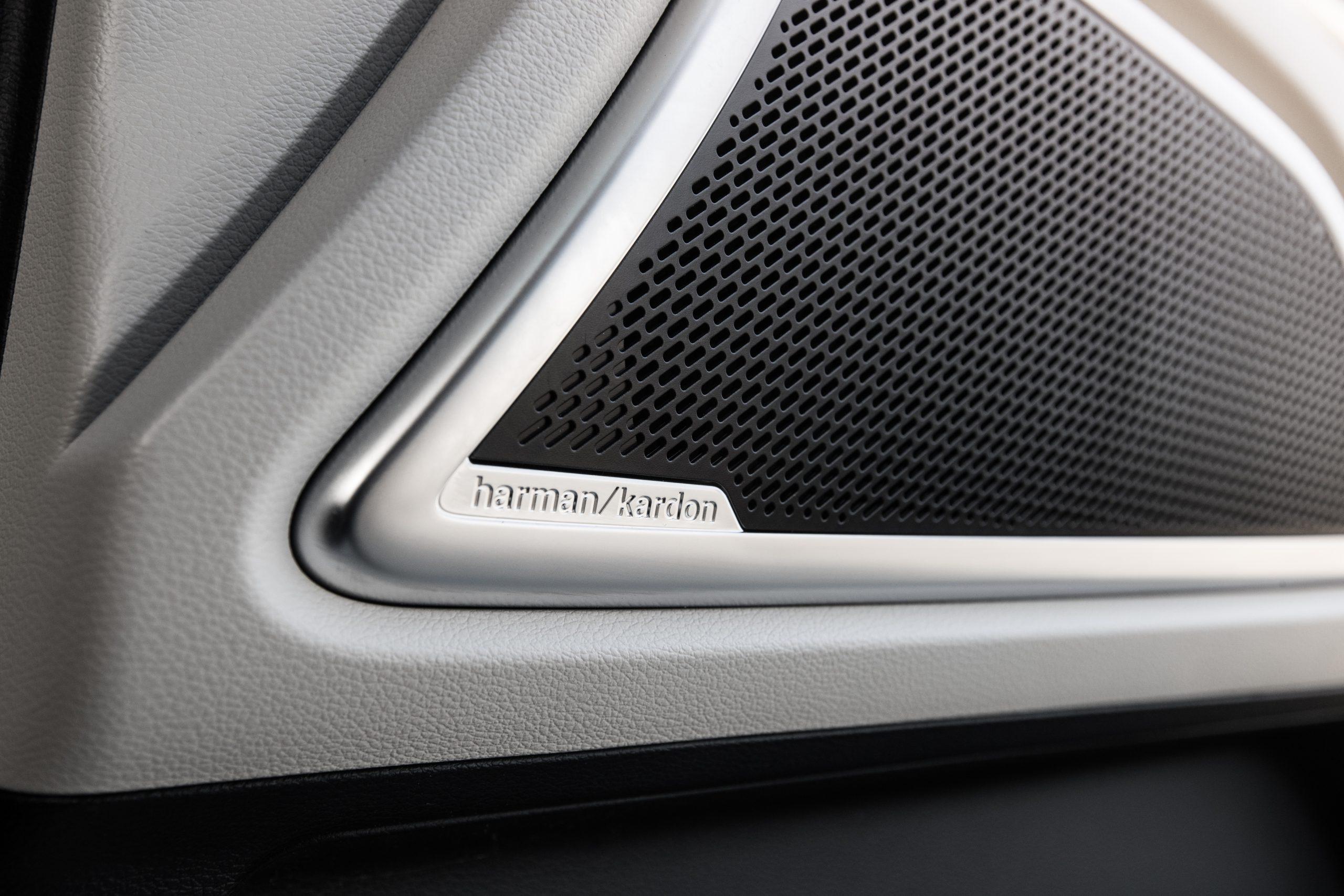 2021 Kia Telluride audio speaker