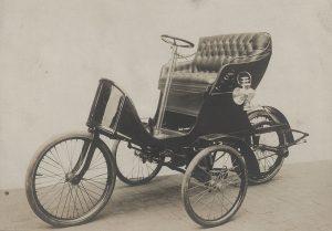 1907 Autocycle Print
