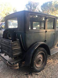 1925 Jewett rear quarter