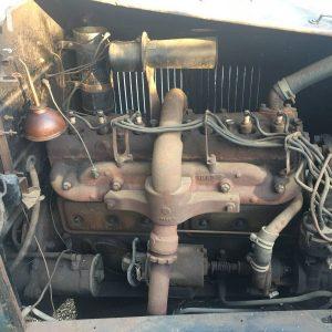 1925 Jewett engine