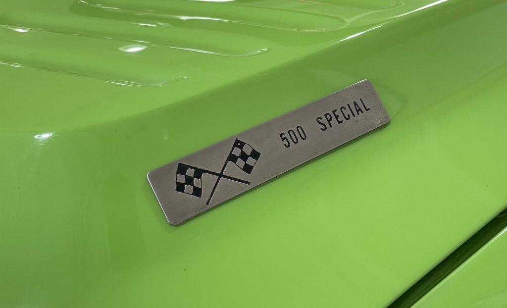 1969-AMC-AMX-California-500-Special badge