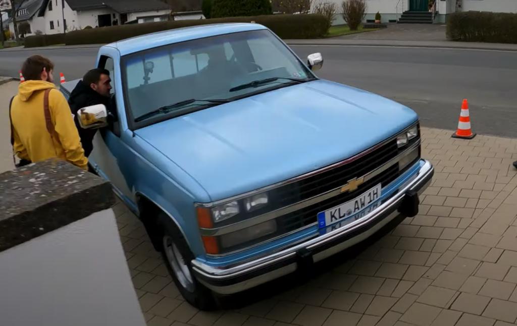 1989 Chevy C/K Pickup at Nürburgring