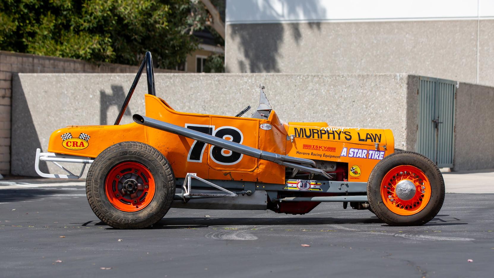 1927 Ford T-bucket track roadster Parnelli Jones Mecum