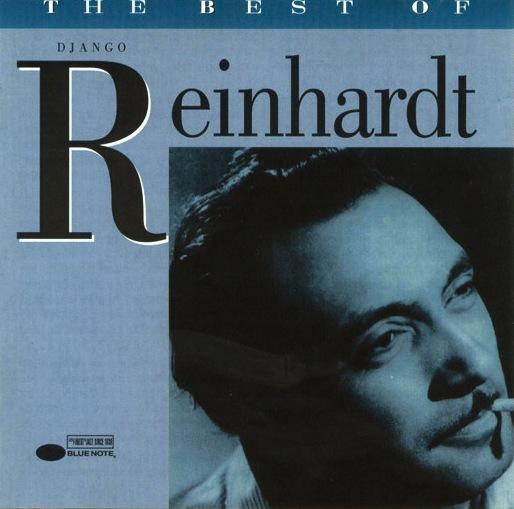 Best of Django Reinhardt album art