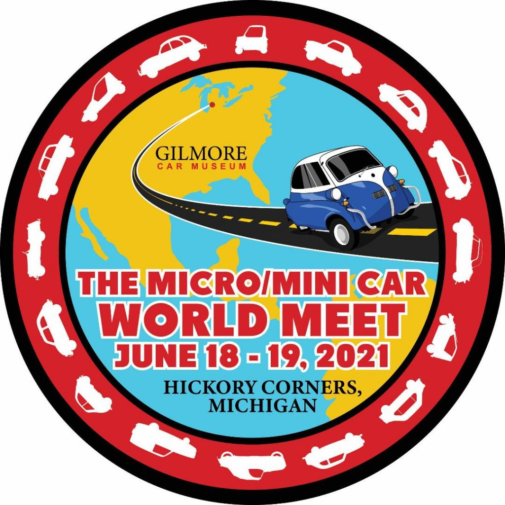 2021 Micro-Mini Car World Meet logo