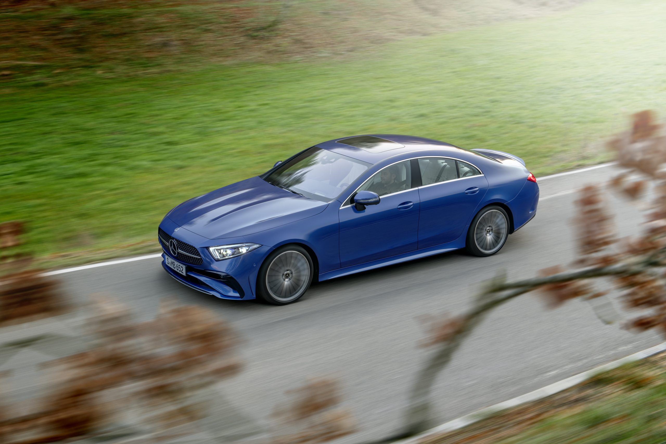 2021 Mercedes-Benz CLS 450 4Matic Coupé rolling