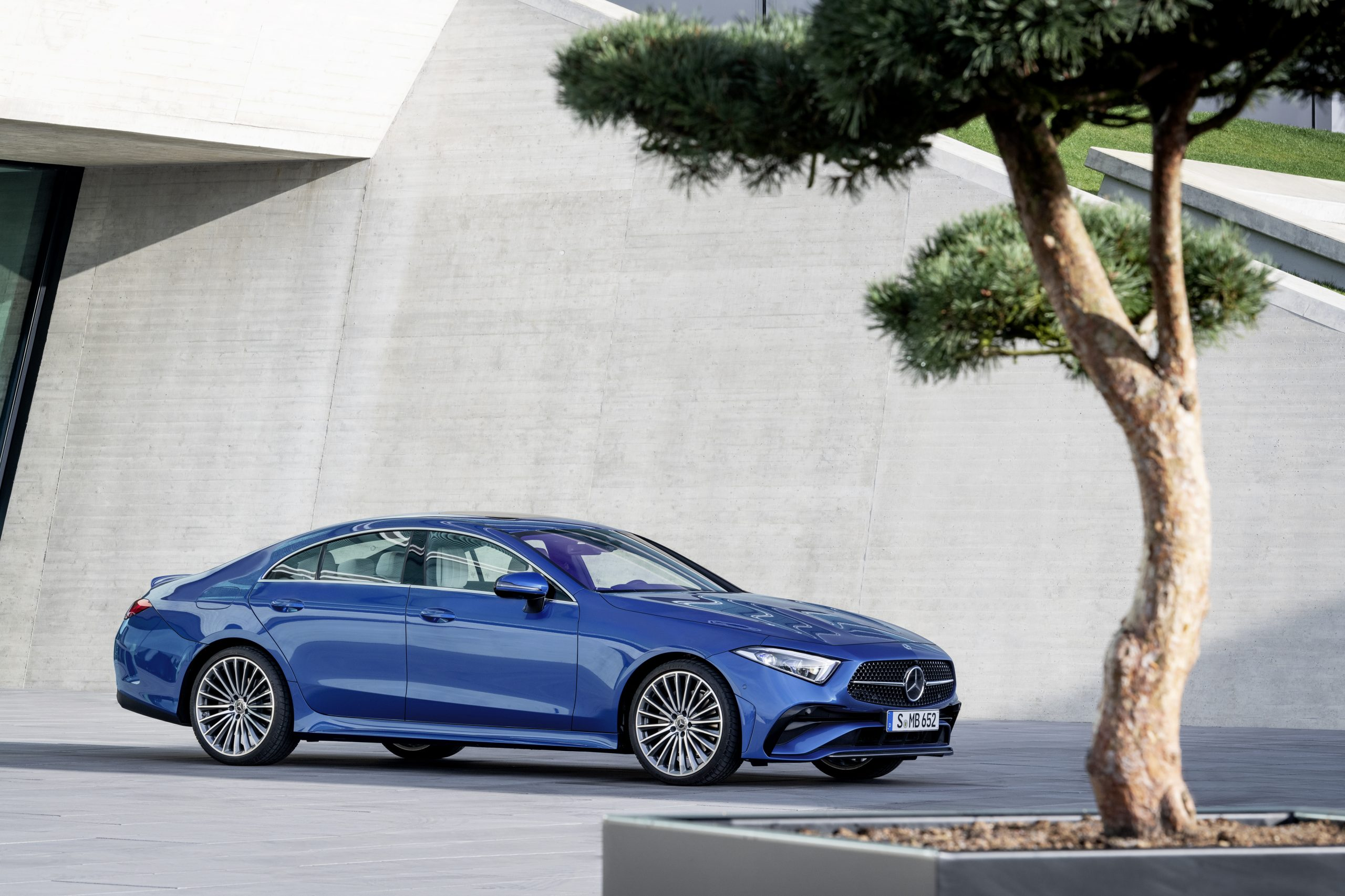 2021 Mercedes-Benz CLS 450 4Matic Coupé