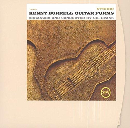 K Burrell Guitar Forms album art