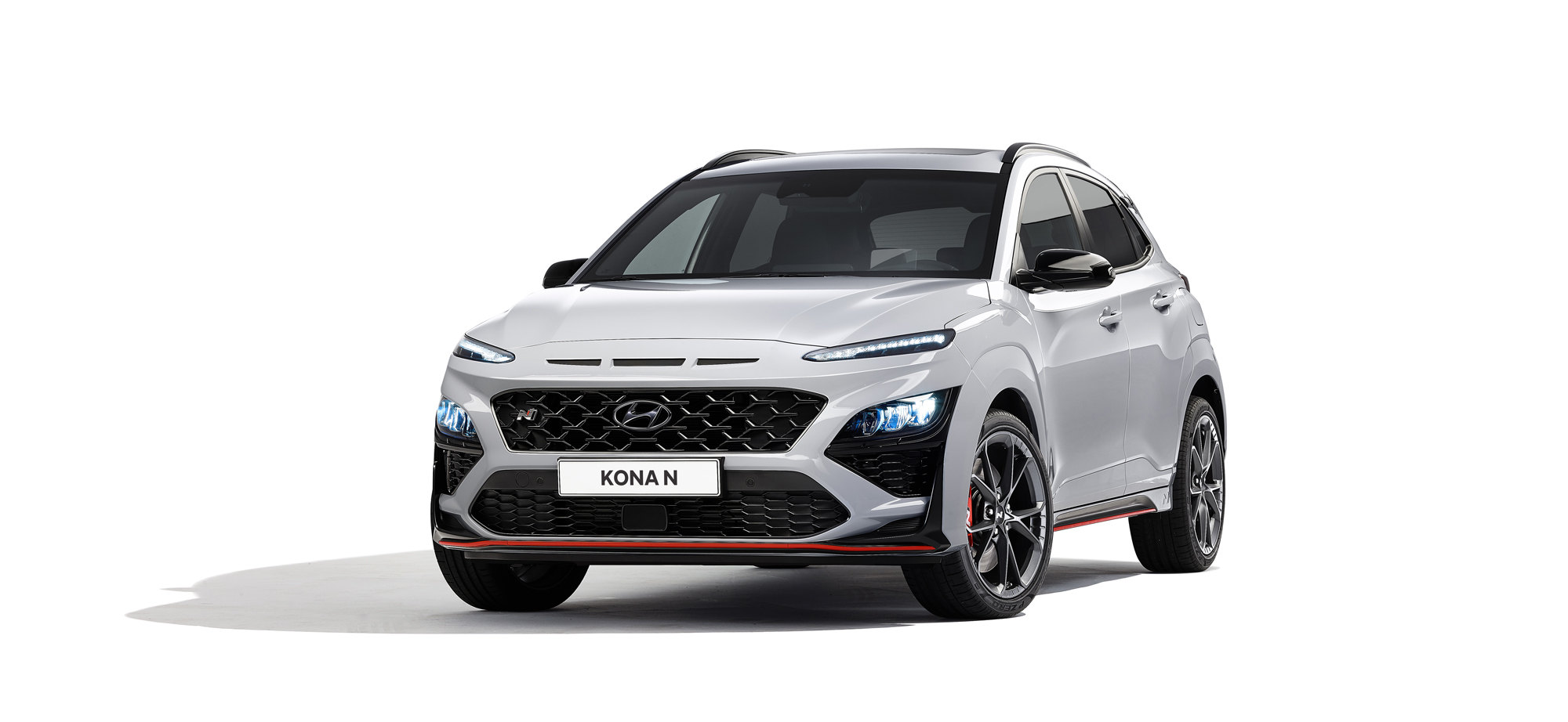 Hyundai Kona N front 2