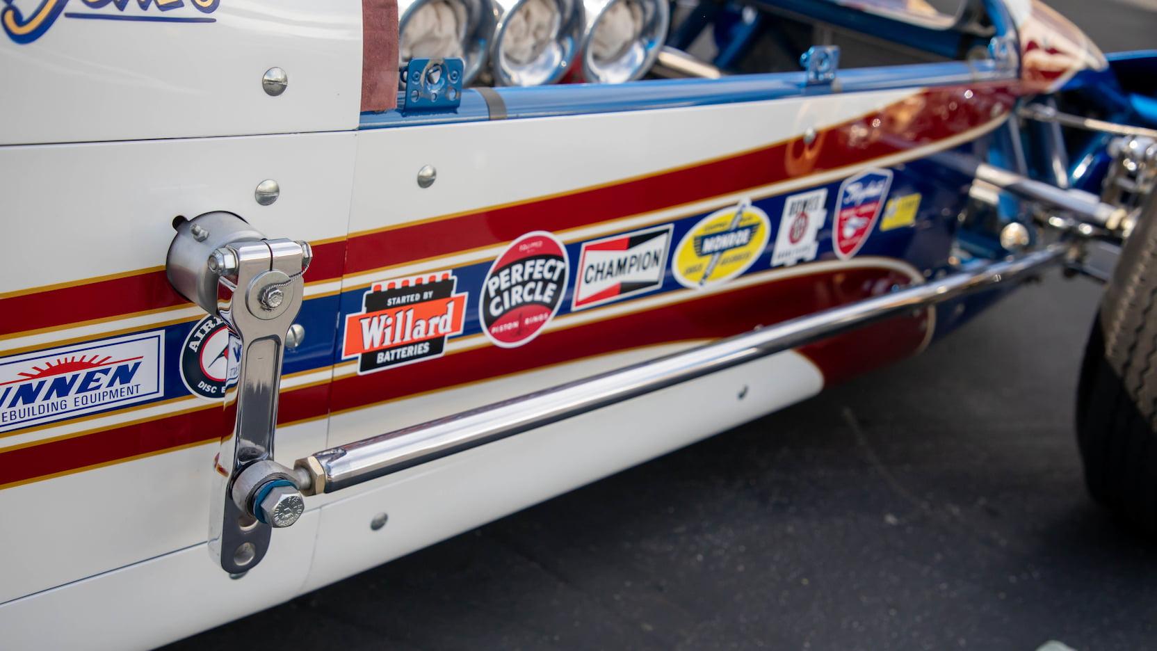 1960 Watson Offenhauser Ol Calhoun Replica Parnelli Jones Mecum