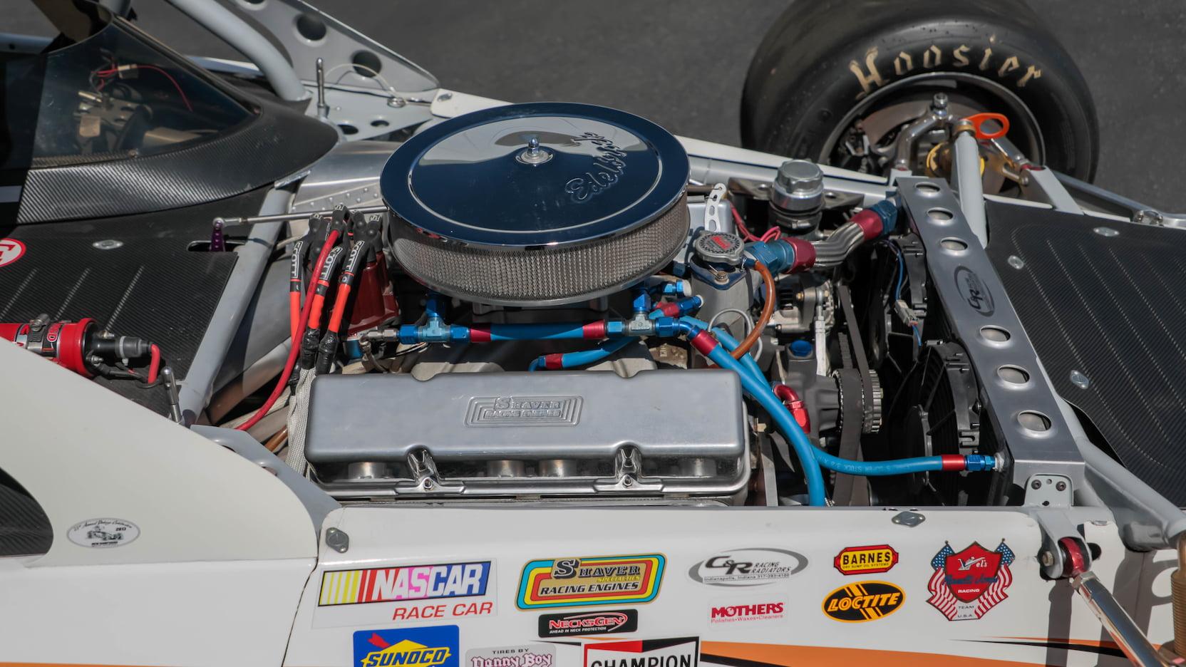 1979 Troyer Modified race car Parnelli Jones Mecum engine