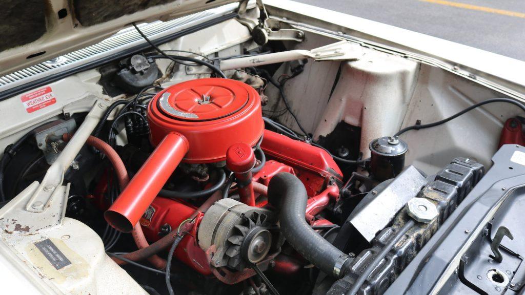 AMC 327 engine