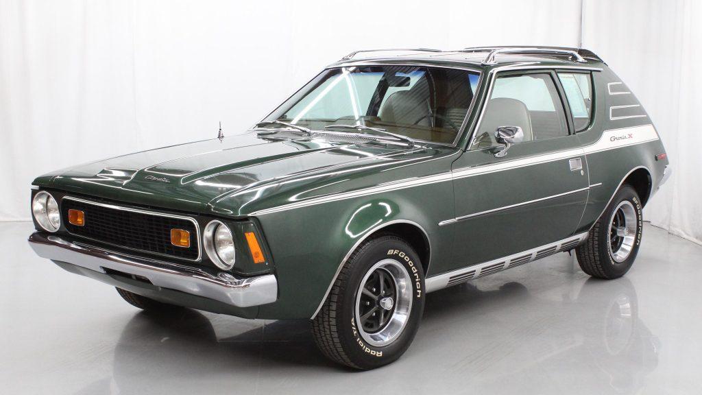 1972 AMC Gremlin X_R32 front three-quarter