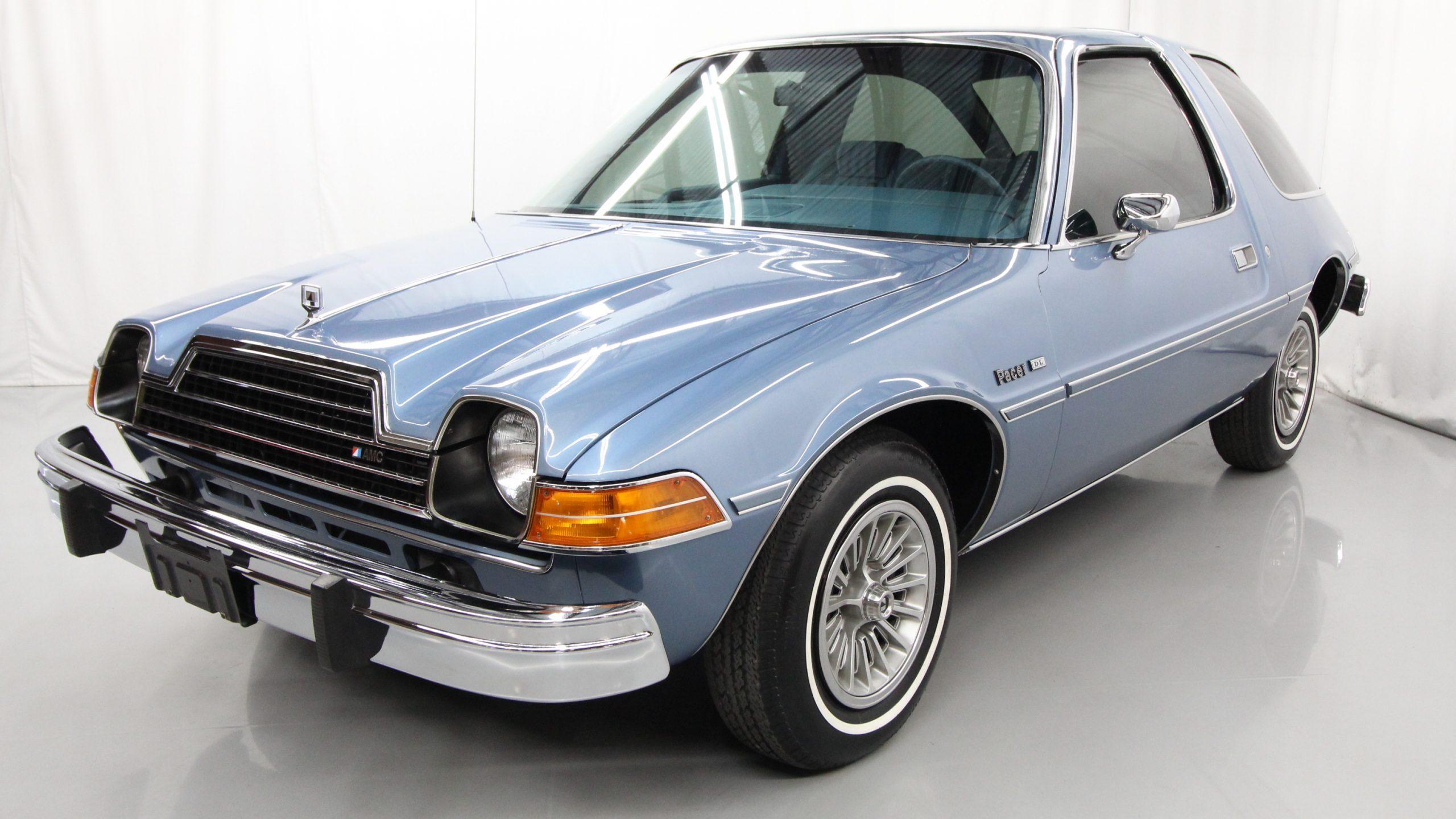 1980-AMC-Pacer-DL_R36 front three-quarter