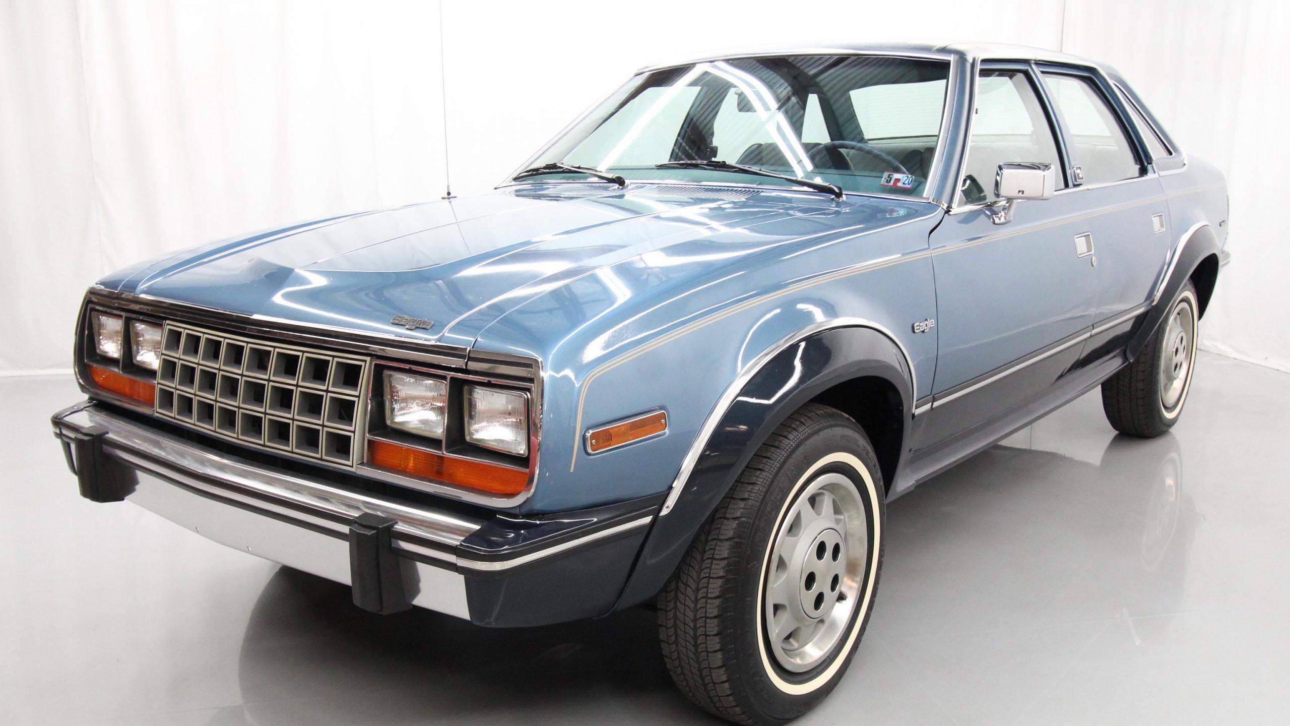 1985-AMC-Eagle_R30 front three-quarter