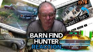 Range Rovers, Toyota FJ, 1978 VW Bus, and cars hidden in India | Tom reacts to your barn finds