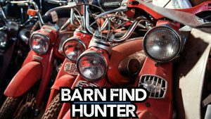 Vincent Rapide, Velocette Venom, and 5000 other motorcycles | Barn Find Hunter – Ep. 95