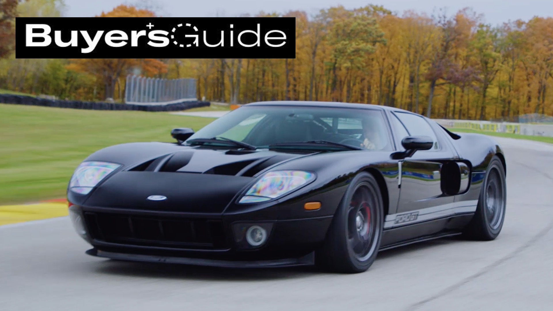 Ford GT Buyers Guide