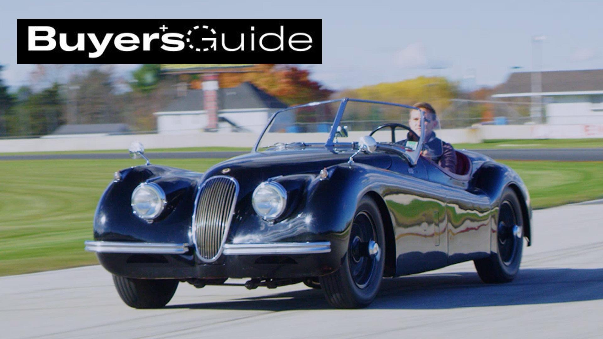 Jaguar XK120 buyers guide