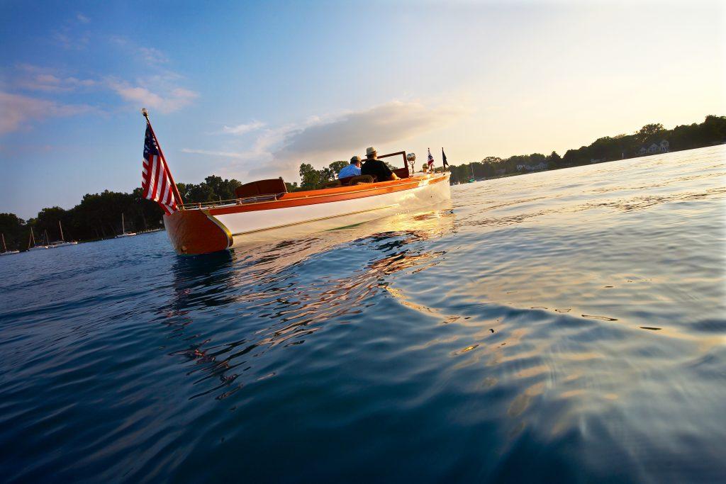 Michigan Wooden Boat
