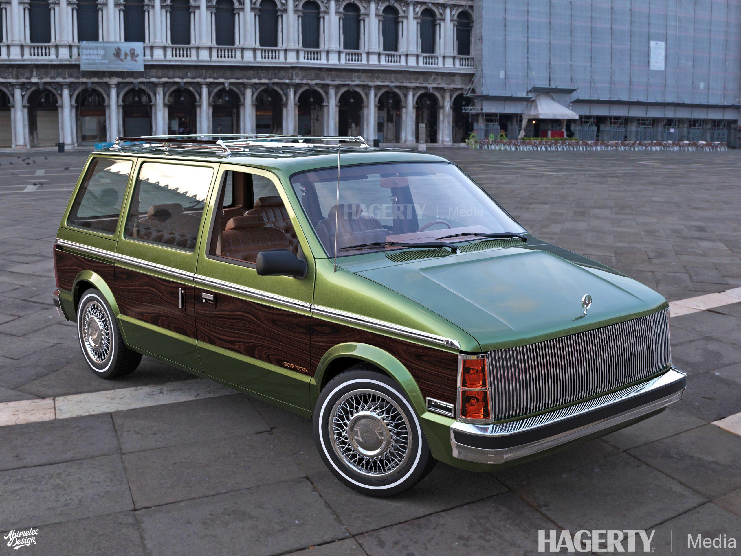 Chrysler Imperial Crown Tourer lime