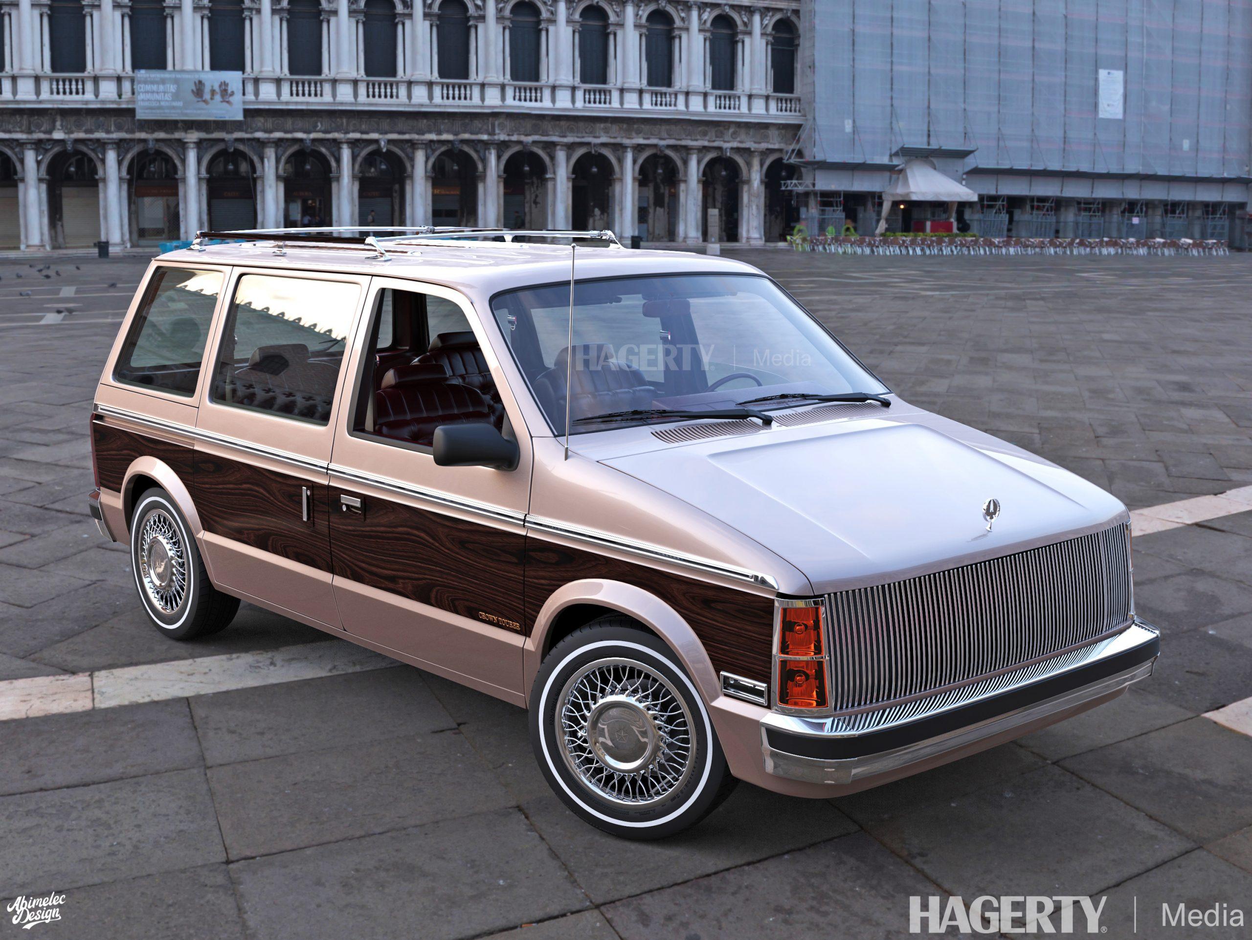 Chrysler Imperial Crown Tourer champagne