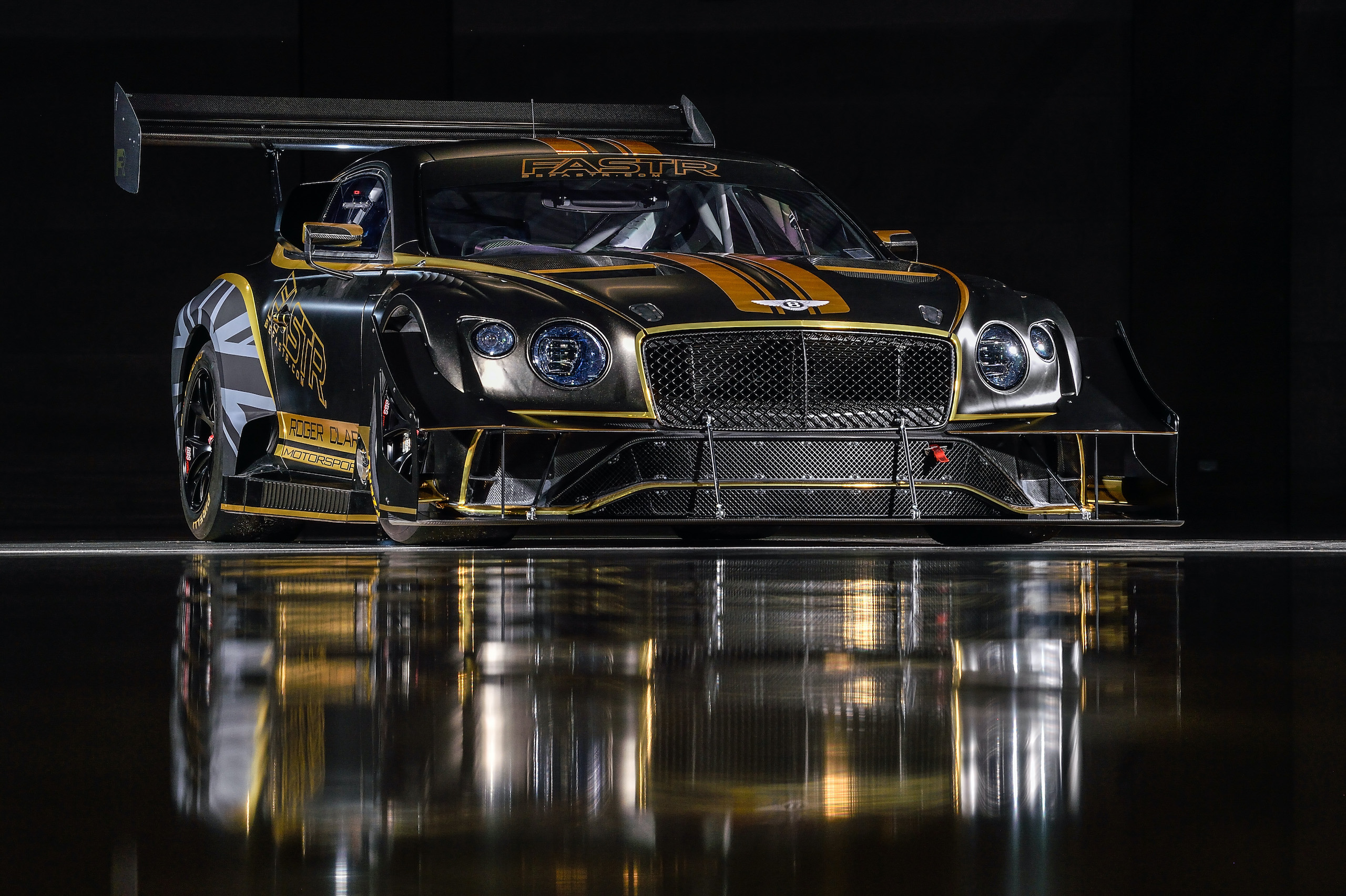 Bentley will attack Pikes Peak with a heavily modified Continental GT3 racer