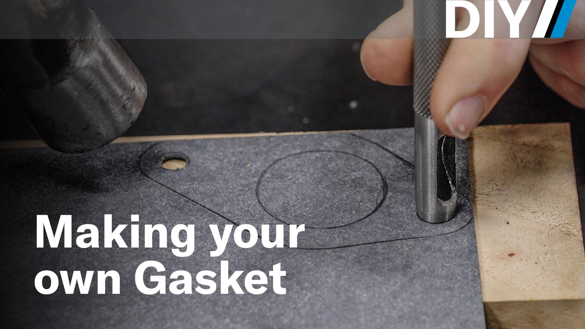 Hagerty DIY Making a Gasket