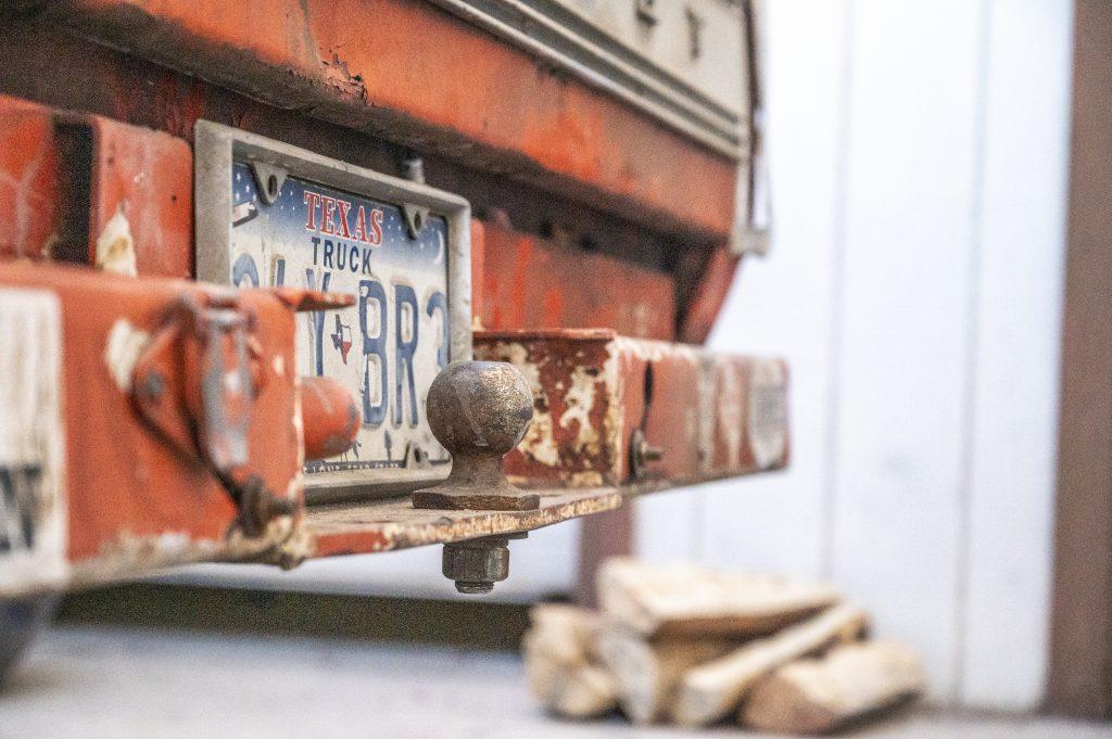 Truck Hitch