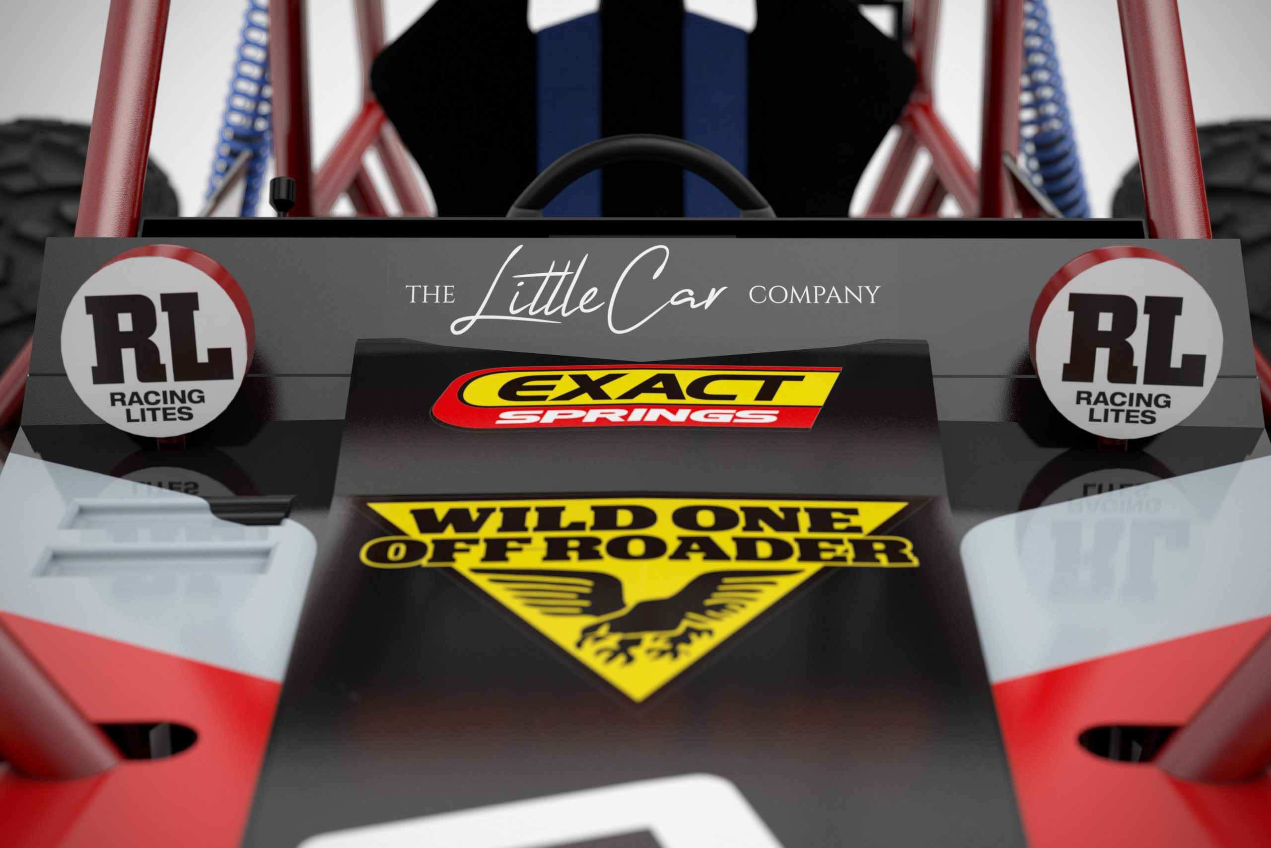 The Little Car Company Tamiya Wild One 2