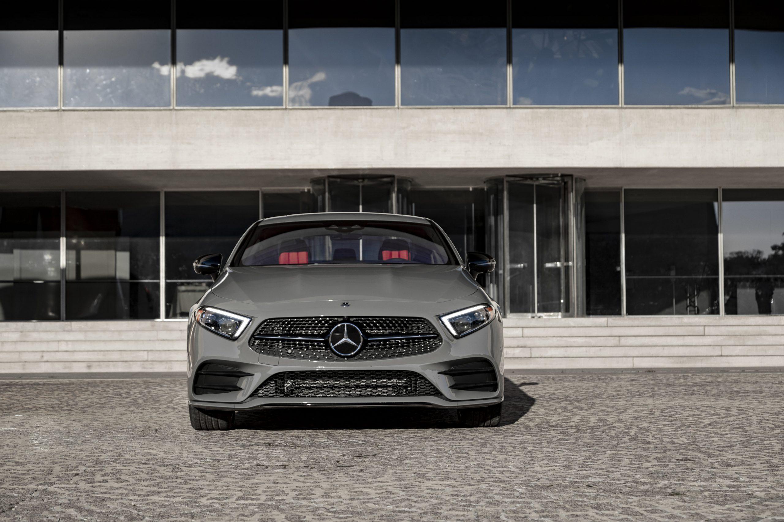 2020 Mercedes-Benz CLS 450