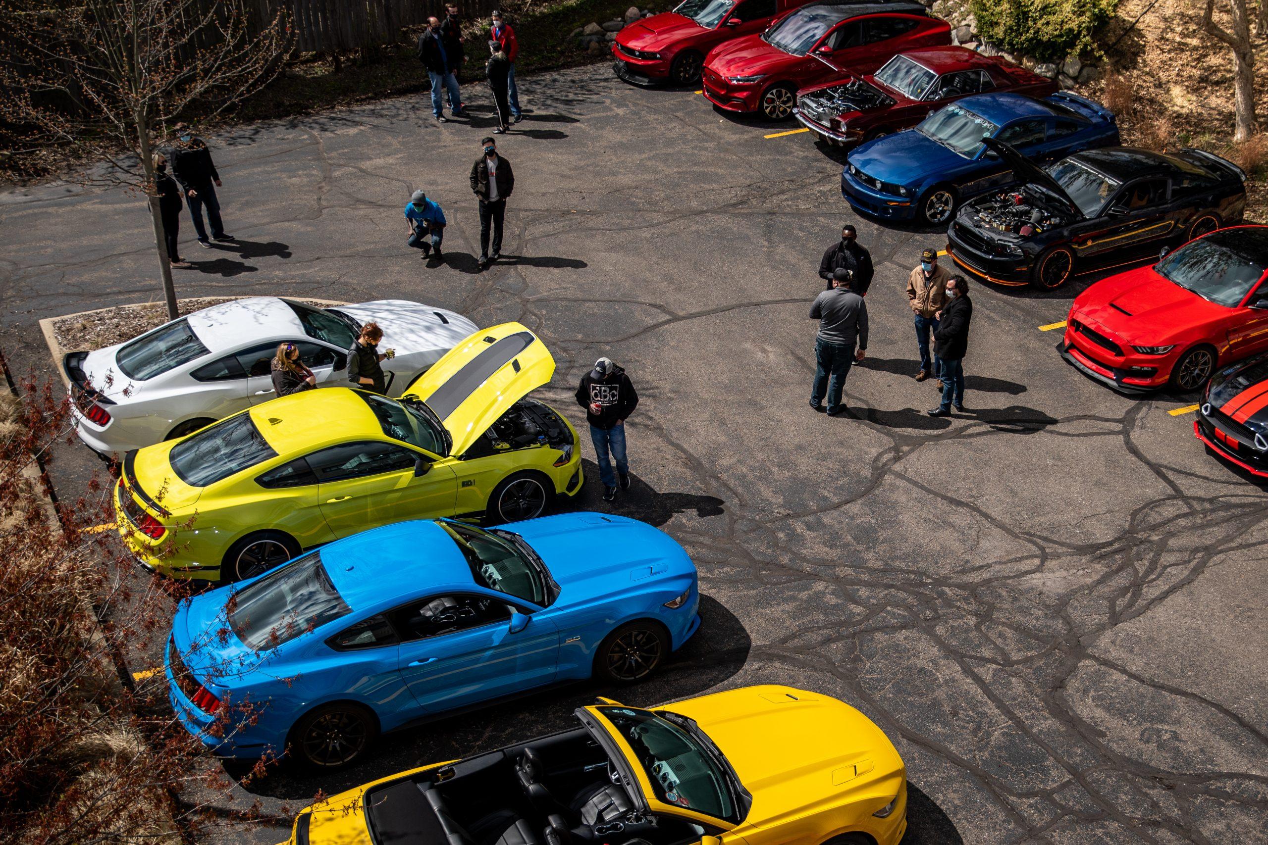 Global Mustang Rally 2021