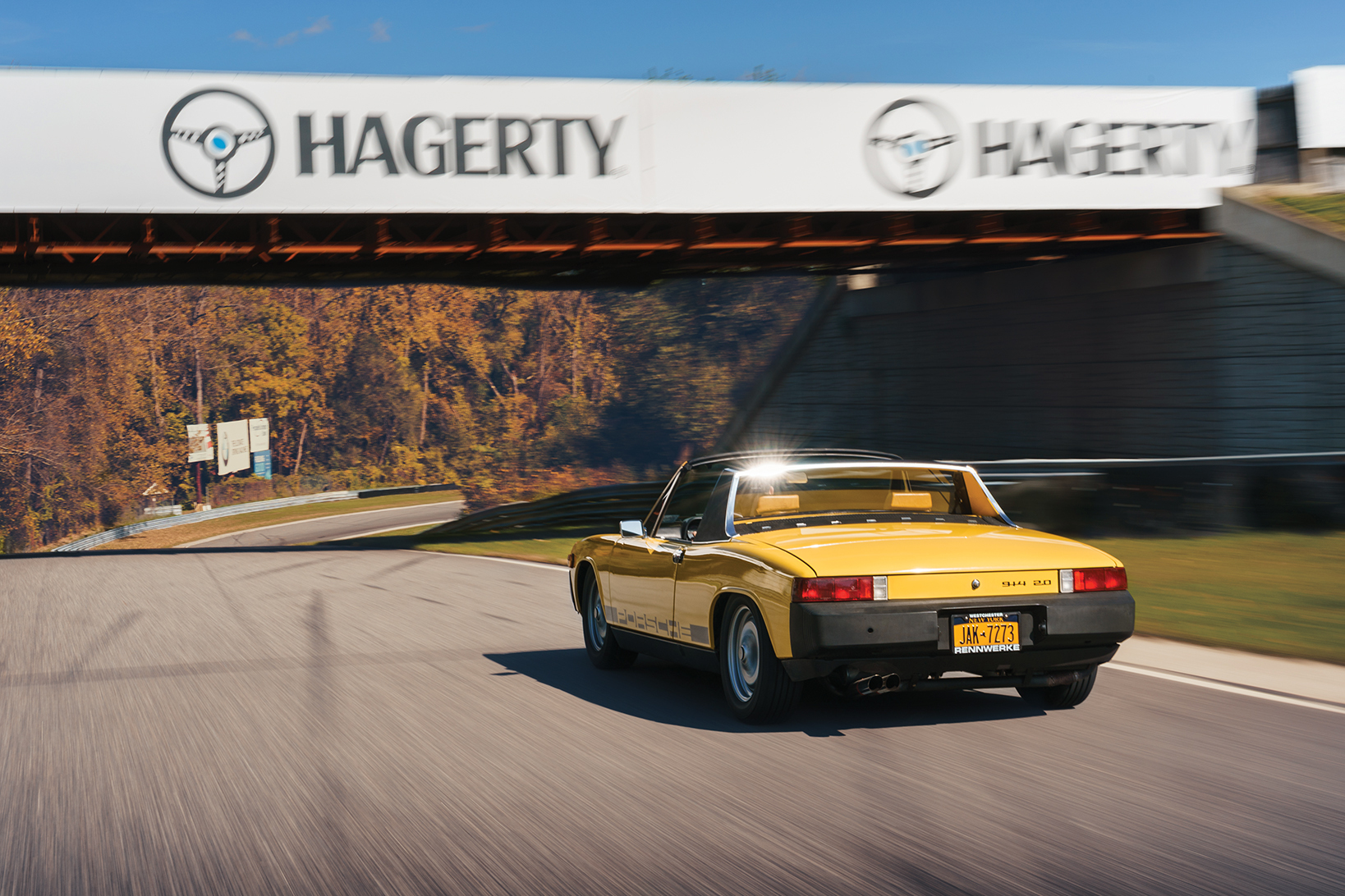Bull market Lime rock hagerty 914