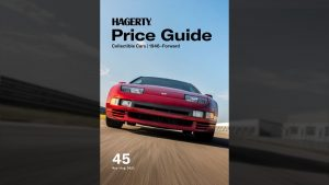 Spring Hagerty Price Guide Update