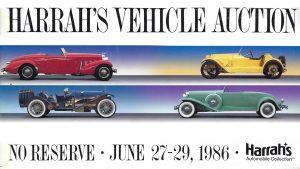 Harrah's – The Greatest Collector Car Sale