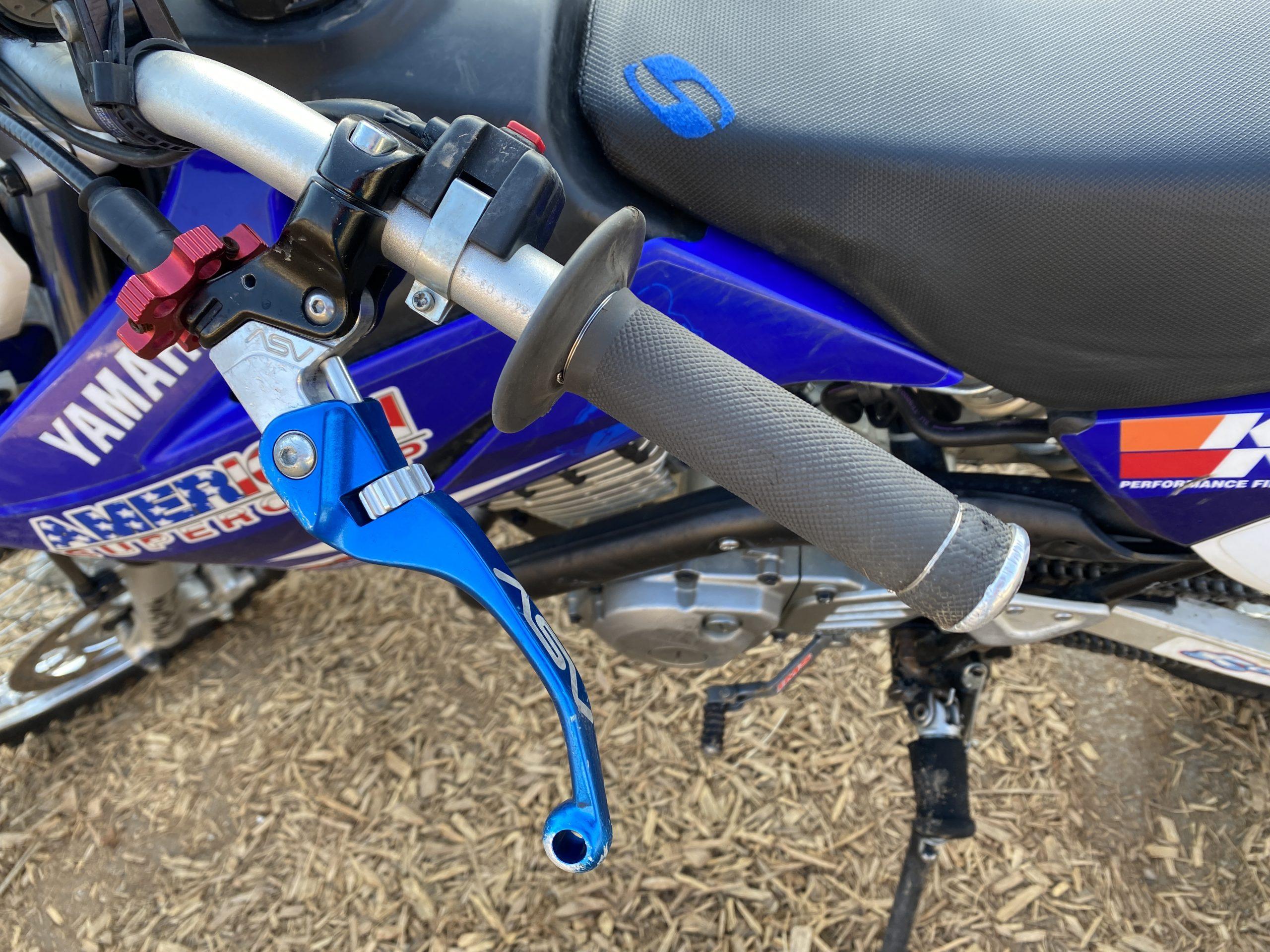 ASV Yamaha TTR125 lever